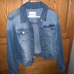 Blue washed Jean jacket